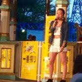 2016年8月11日 豊島園ステージ